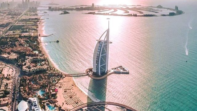 Burj Al Arab Tours