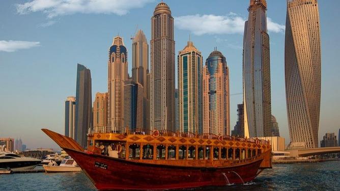 Marina Cruise Across New Dubai