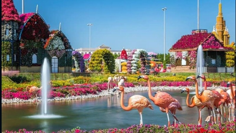Miracle Garden+ Global Village